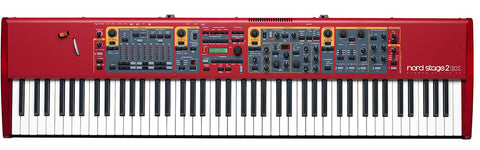 Nord Stage 2 EX 88 Key Keyboard - L.A. Music - Canada's Favourite Music Store!