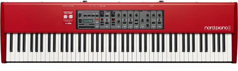 Nord 88-note weighted hammer action piano,splitlayer,NP3 incl NORDPIANO2-HA88 - L.A. Music - Canada's Favourite Music Store!