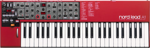 Nord Easy to use Nord Lead Analog synth,4 parts,24 note poly NLA1 - L.A. Music - Canada's Favourite Music Store!