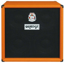 "Orange OBC410 600 Watt Bass Speaker with 4x10"" speaker - L.A. Music - Canada's Favourite Music Store!"