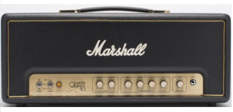 Marshall Origin ORI50H 50 Watt Guitar Amplifier HEAD