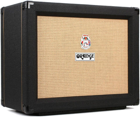 "Orange PPC112-BK 60 Watt Guitar Speaker with 1x12"" Celestion Vintage 30, closed back Black - L.A. Music - Canada's Favourite Music Store!"