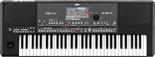 Korg Quarter Tone PA600 QT 61-key arranger with Color Touchview,speakers,USB