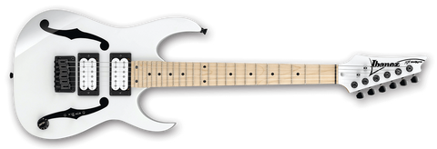 Ibanez PGMM31 Paul Gilbert Mikro Guitar White - L.A. Music - Canada's Favourite Music Store!