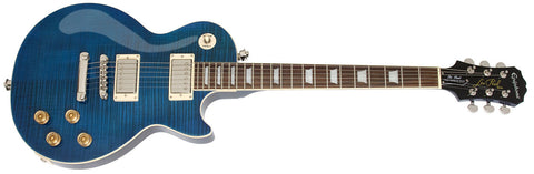 Epiphone Les Paul Tribute Plus Outfit Midnight Sapphire ELPT6PMSNH - L.A. Music - Canada's Favourite Music Store!