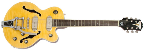 Epiphone Wild Kat with Vibrotone Antique Natural ETWKANCV - L.A. Music - Canada's Favourite Music Store!