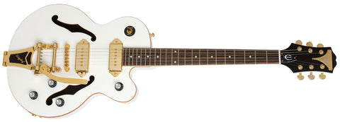 Epiphone Wild Kat Royale Pearl White ETWKPWGB - L.A. Music - Canada's Favourite Music Store!