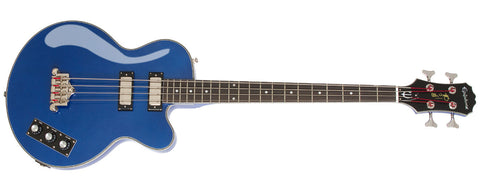 Epiphone Allen Woody Blue Royal Bass Guitar - L.A. Music - Canada's Favourite Music Store!
