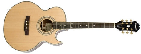 Epiphone PR 5 Electric Acoustic Guitar Natural PR5ENAGH - L.A. Music - Canada's Favourite Music Store!