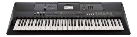 Yamaha PSREW410 76 Key 48 note polyphony, 10 types of DSP Keyboard