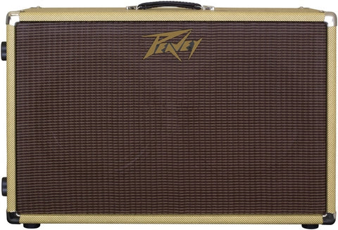 "Peavey 212-C 2 x 12"" 120W Extension Cabinet with Celestion Speakers"