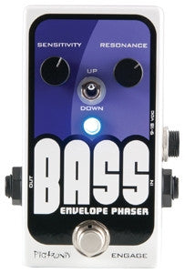 Pigtronix BEP_137895 Bass Envelope Phaser Massive Funk in a tiny box - L.A. Music - Canada's Favourite Music Store!