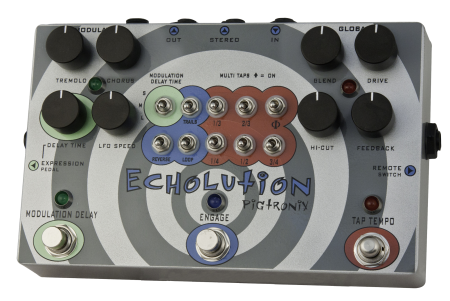 Pigtronix Phi Ecoholution Delay