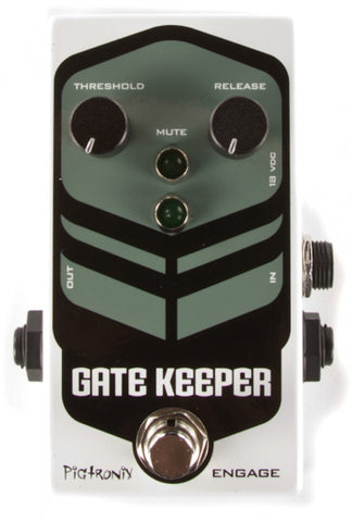 Pigtronix Gate keeper High Speed Noise Gate - L.A. Music - Canada's Favourite Music Store!