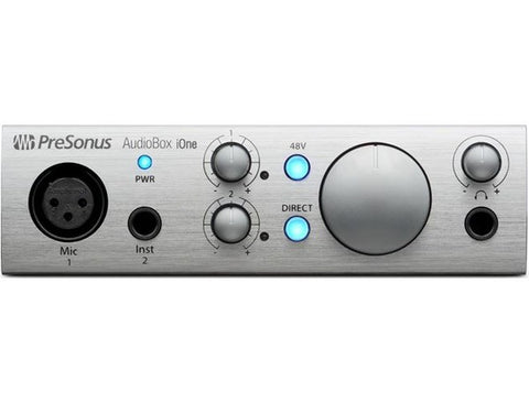 Presonus Audiobox I-One Platinum Limited Edition Interface