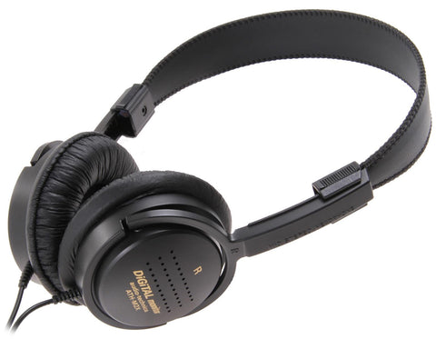"Audio Technica ATH-M2X Mid-size open back headphones 32 ohms 1/8 plug w/ 1/4"" adptr - L.A. Music - Canada's Favourite Music Store!"