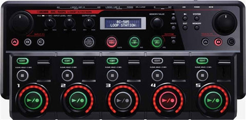 Boss RC-505 Tabletop Loop Station Selector - L.A. Music - Canada's Favourite Music Store!