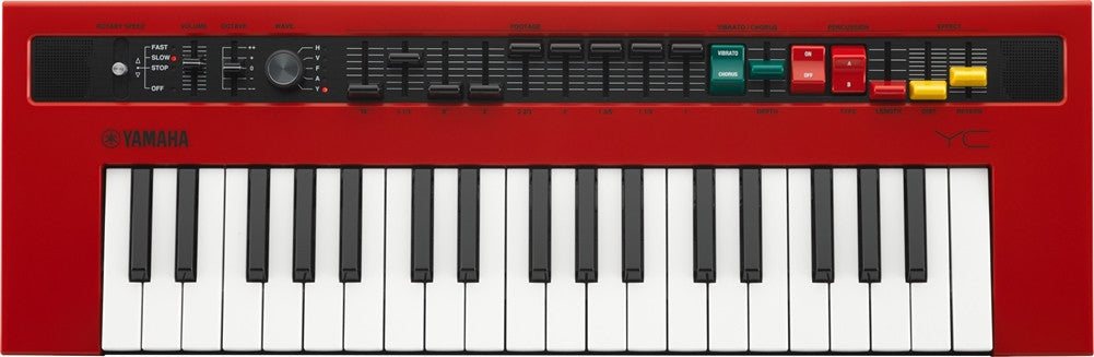 Yamaha Reface YC 37-key Mobile Mini Keyboard | L A  Music - Canada's