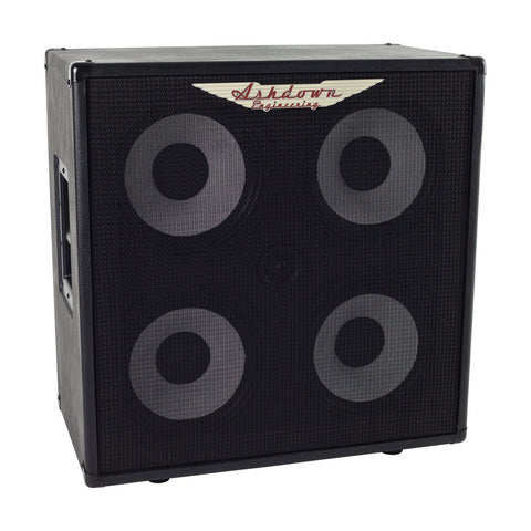 Ashdown Engineering EVO 2 600W 8 Ohm 4 x 10 + tweeter bass cabinet RM-410-EVO-II