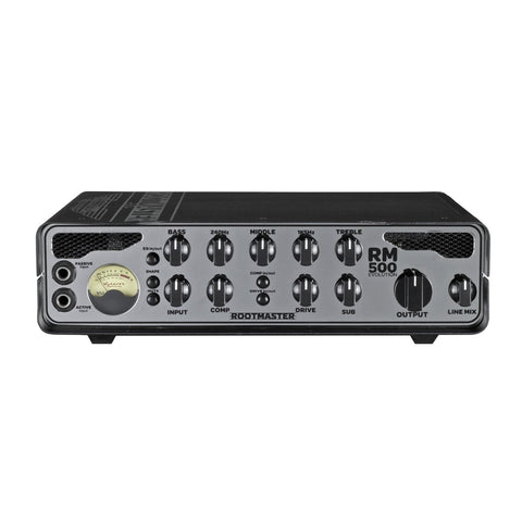 Ashdown Engineering EVO 500W Bass Amplifier Head RM-500-EVO-II
