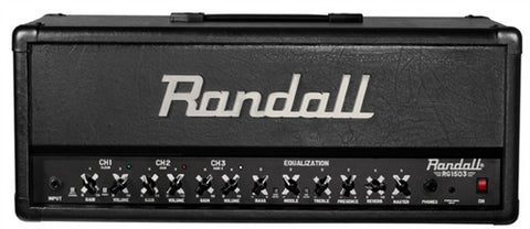 Randall RG Series RG1503H Guitar Amplifier Head