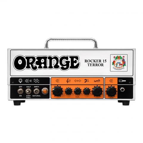 Orange Rocker 15 Terror 15 Watt Tube Guitar Amp Head