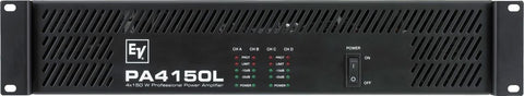 Electro Voice PA4150L Quad 150 W per channel power amplifier - L.A. Music - Canada's Favourite Music Store!