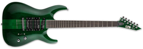 ESP LTD STEPHEN CARPENTER SC-20 SEE THRU GREEN