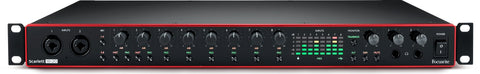 Focusrite 18-in 20-out USB Audio Interface SCARLETT-18I20-3RD-GEN