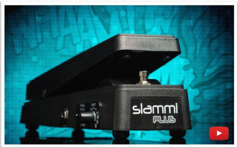 Electro Harmonix Slammi Plus polyphonic pitch shifting Pedal - L.A. Music - Canada's Favourite Music Store!