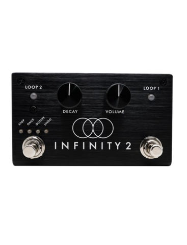 Pigtronix Infinity 2 Double Looper Pedal SPL-2