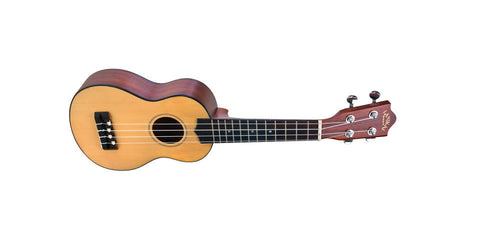 Lanikai Ukulele SPTU S Solid Spruce Top TunaUke Equipped Soprano - L.A. Music - Canada's Favourite Music Store!