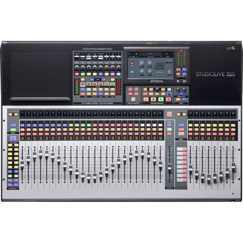 Presonus Series III S 40-Channel Digital Mixer / Recorder / Interface STUDIOLIVE-32S