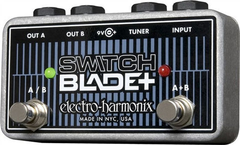 Electro-Harmonix Switchblade+ Channel Selector Footswitch - L.A. Music - Canada's Favourite Music Store!