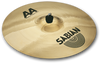 "Sabian AA 16"" Medium Crash (FLOOR MODEL CLEARANCE)"
