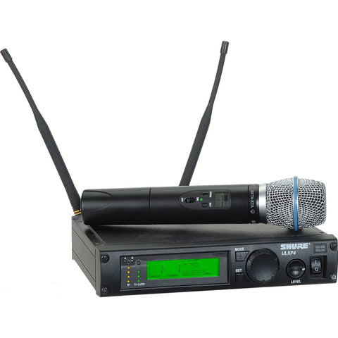Shure ULXP24/BETA87A Handheld Wireless System J1
