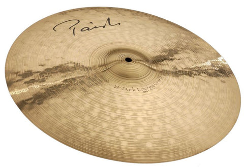 "Paiste 18"" Dark Energy Crash Mark I Floor Model Clearance - L.A. Music - Canada's Favourite Music Store!"
