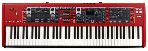 Nord STAGE3HP76 76 note weighted hammer action