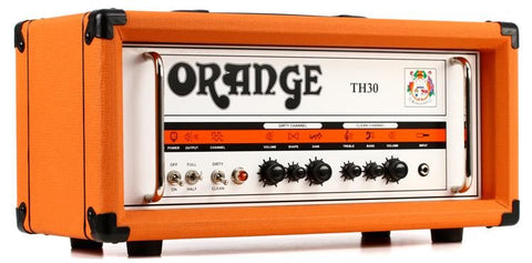 Orange TH30H TH 30 Watt Twin Channel Guitar Head