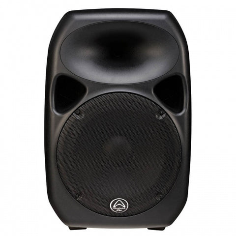 Wharfedale 12in Powered Speaker - Black TITAN12AX-BLACK