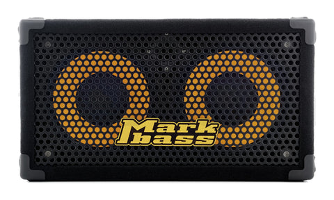 Markbass Rear-Ported Compact 2x10 Bass Speaker Cabinet 4 Ohm TRAVELER102P-4