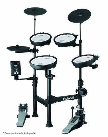 Roland TD1KPXS V-Drums Portable with Stand