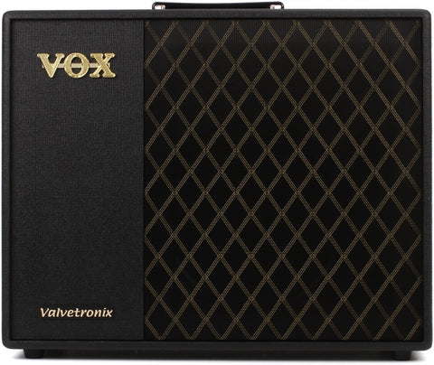Vox 100 Watt Hybrid 1x12 Modeling Guitar Combo Amplifier with DSP VT100X