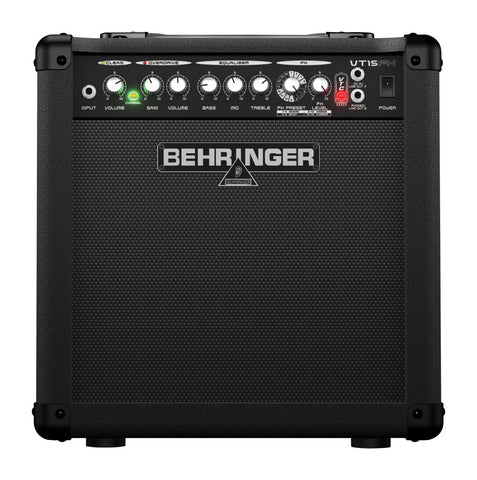 Behringer VT15FX 15 Watt Guitar Amplifier