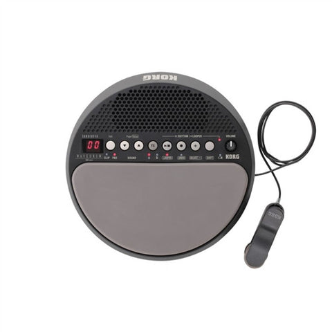 Korg WD-X-MINI Wavedrum Mini, Onboard Speaker, Battery Operated - L.A. Music - Canada's Favourite Music Store!