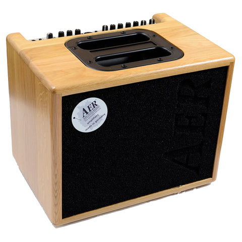 AER COMPACT-60/3-ONT Natural Stained Oak - L.A. Music - Canada's Favourite Music Store!