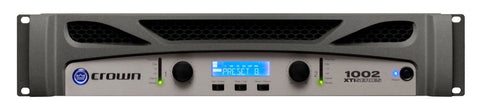 Crown XTI1002 XTI 1400 Watt Power Amplifier w/ DSP - L.A. Music - Canada's Favourite Music Store!