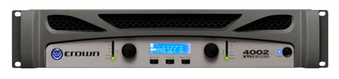 Crown XTI4002 XTI 3200 Watt w/DSP Power Amplifier - L.A. Music - Canada's Favourite Music Store!