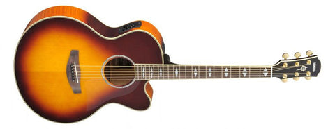 Yamaha CPX1000 - Acoustic/Electric - Brown Sunburst