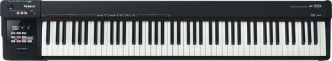Roland A-88 88-key MIDI Keyboard Controller with Hammer-action Keys